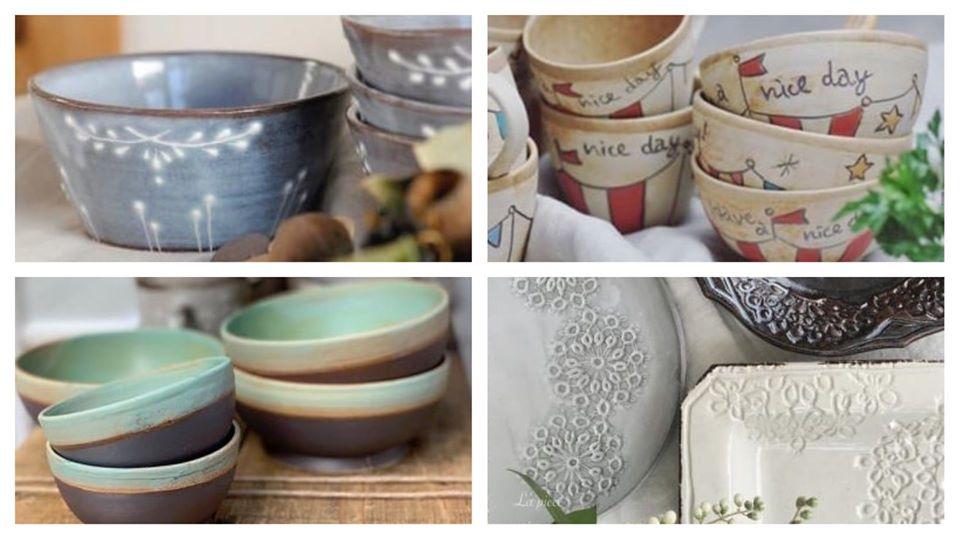 春の香り-陶芸とアロマとハーブ-